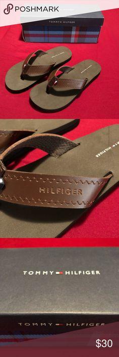 Tommy Hilfiger Sandals - Size 5 Tommy Hilfiger Clemons Dark Brown Sandals - Size 5 Tommy Hilfiger Shoes Sandals & Flip Flops