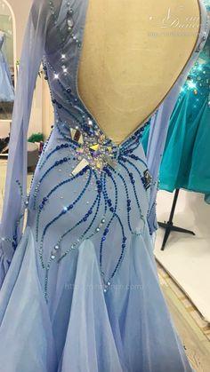 Latin Dance, Ballroom Dance, Ball Gowns, Ballet, Couture, Formal Dresses, How To Wear, Detail, Design