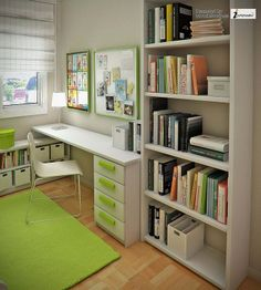 childs study room design
