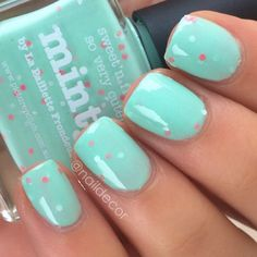 Picture Polish Minty #want