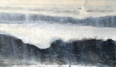 Marinha 28X2012. Oil on canvas. 114x195cm. 2012.