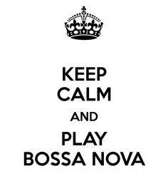play bossa nova
