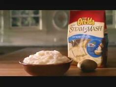"Ore-Ida ""Steam and Mash"" - YouTube"