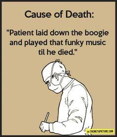 Some medical humor!