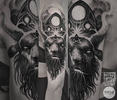 Nayana tatoo inspiration hell prague