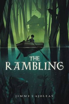 """Read """"The Rambling"""" by Jimmy Cajoleas available from Rakuten Kobo. From the author of Goldeline, a Booklist Top 10 First Novels for Youth pick, comes a mesmerizing middle grade fantasy ab. Fantasy Book Covers, Book Cover Art, Fantasy Books, Book Cover Design, Book Design, Children's Book Illustration, Illustrations, Graphisches Design, Beautiful Book Covers"""