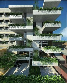 """Vertical communities"" is one of the buzzwords that Caydon uses. Greenery to balconies/terraces would certainly help strengthen this certain philosophy."