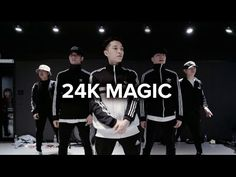 24K Magic - Bruno Mars / Junsun Yoo Choreography - YouTube