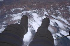 « Concrètement, une sortie extravéhiculaire, c'est ça : 400 km de vide sous les pieds »
