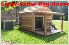dog house designs for big dogs | Dog Bed for the House