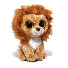 BEANIE BOOS KING LION