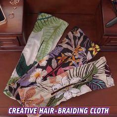 Crochet Hair Accessories, Crochet Hair Styles, Thick Curly Hair, Curly Hair Styles, Hairdo For Long Hair, Hair Wrap Scarf, Hair Clinic, Toddler Hair Clips, Hair Flip