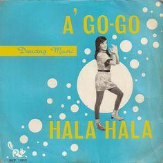 Dancing Music • A Go-Go