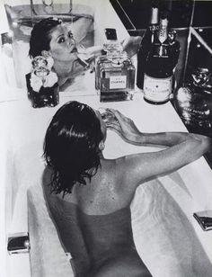 helmut newton champagne - Google Search