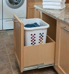 Making a laundry room that is both functional and stylish is not just a dream. Here are five functional and stylish laundry room design ideas for you. Small Storage, Diy Storage, Storage Ideas, Organization Ideas, Small Shelves, Clothes Storage, Storage Shelves, Food Storage, Hidden Storage