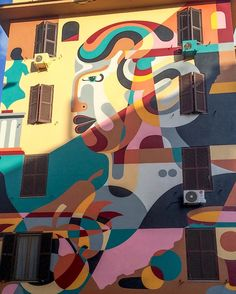Artist: Reka  Location: Rome Italy  ℹ More info at StreetArtRat.com  #travel #streetart #street #streetphotography #tflers #sprayart #urban #urbanart #urbanwalls #wall #wallporn #graffitiigers #stencilart #art #graffiti #instagraffiti #instagood #artwork #mural #graffitiporn #photooftheday #streetartistry #pasteup #instagraff #instagrafite #streetarteverywhere #rome #italy