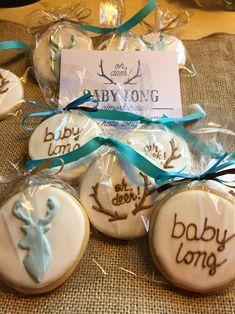 Baby Boy Deer/Antler Themed Shower by The Green Lane Baker