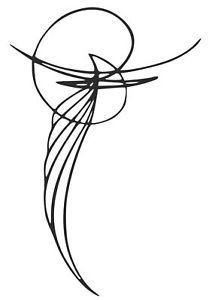 Basic Pinstriping Designs Simple Pinstri Things To
