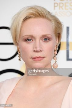 Actress Gwendoline Christie attends the Annual Golden Globe. Borgia Series, Gwendolyn Christie, Brienne Of Tarth, Game Of Thrones Cast, Game Of Trones, Jaime Lannister, Geek Art, Face Claims, Girl Crushes
