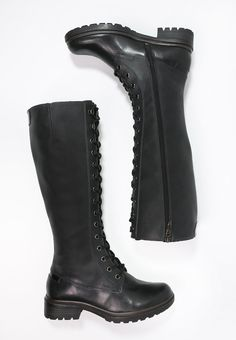 Tamaris Lace-up boots - black for £75.00 (01/12/15) with free delivery at Zalando