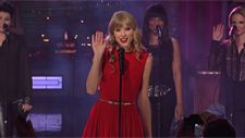 Love Story - Taylor Swift (Live from New York City)