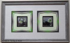 Michèle D./ élève de Manel / jeu de pointes Vases, Blog, Voici, Frame, Bouquets, Home Decor, Small Bouquet, Pointe Shoes, Picture Frame