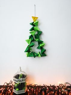 How to make an advent calendar with paper