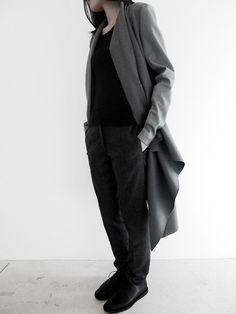 a'bout -- f/w 2012 __ Wrap Coat