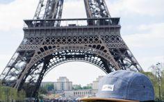 Prise de vue à la capitale Paris par occparis.com de casquette huf #hufworldwide #hufclothing #streetstyle #style #photography #paris #france