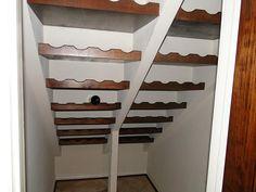 under stairs wine cellar designs - Google Search