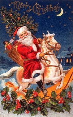 Christmas of Old