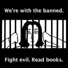 Banned Books week — September 22nd - 28th, 2013