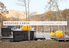 Weekend Cabin: Kawakami, Japan | adventure journal