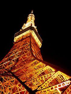 Tokyo Tower !