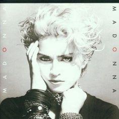 Madonna - Madonna CANADA 1983 Lp vg++ w/LyricsInner