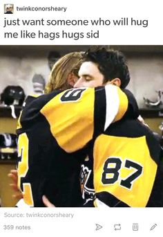 The National Hockey League (NHL) pits 30 teams who play against each other throughout the regular season in North America with the goal of earning a playoff Pens Hockey, Hockey Memes, Hockey Quotes, Hockey Stuff, Usa Hockey, Hockey Baby, Pittsburgh Sports, Pittsburgh Penguins Hockey, Lets Go Pens