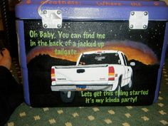 Truck, love this idea