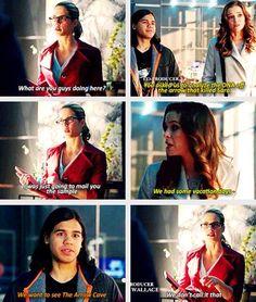 Arrow - Cisco, Caitlin and Felicity #3.8 #Season3 ♥