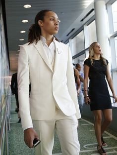 Brittney Griner at the 2013 WNBA Draft.. My fav & the Best player of 2013 ( Baylor Bears, Waco, Tx)
