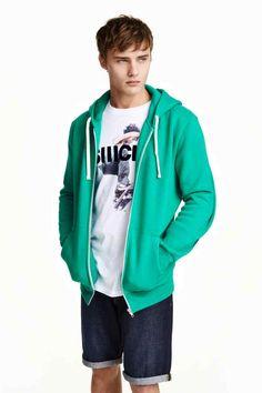 Kapucnis kabát   H&M
