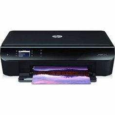 HP Envy 4500 Thermal Inkjet Multifunction Printer/Copier/Scanner