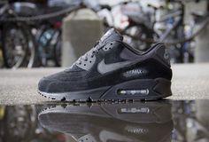 Preview: Nike Air Max 90 | Black & Grey