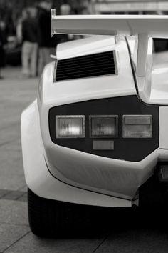 Lamborghini Countach. My dream car when I was eleven.