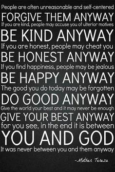 Os meus lemas de vida
