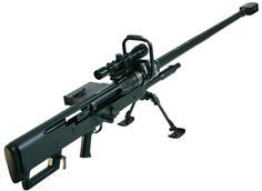 20MM - for those times when a .50 won't cut it... Military Weapons, Weapons Guns, Guns And Ammo, Anti Materiel Rifle, Anti Tank Rifle, Fire Powers, Cool Guns, Airsoft, Firearms