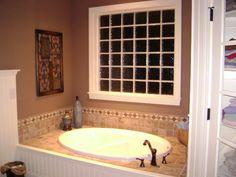 image result for tile around corner garden tub pictures bathroom pinterest corner garden garden tub and tubs - Bathroom Tiles Around Tub