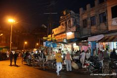 Agra Local Market : Life on the Streets - Travel Genes