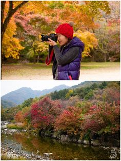 Where to see the Autumn Fall leaves in South Korea > Naejangsan National Park in Jeongeup