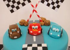 car cakes, cake inspir, cake design