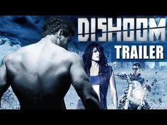 Dishoom Movie Trailer 2015   John Abraham , Jacqueline Fernandez, Varun ...